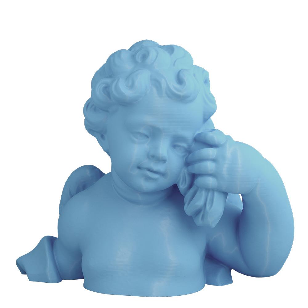 3D Printed Cherub Bust