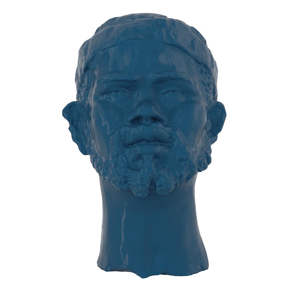 3D Printed Moor's Head known as Testa di Moro