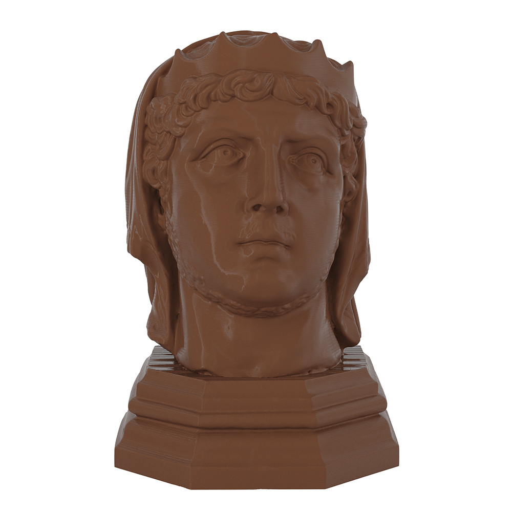3D Printed Frederick II Holy Roman Emperor