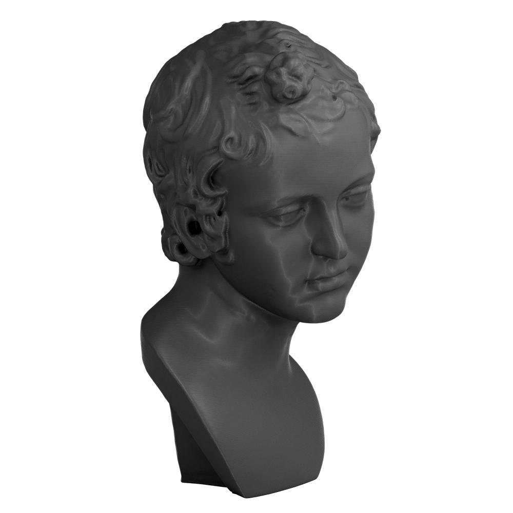 3D Printed Head of Apollo