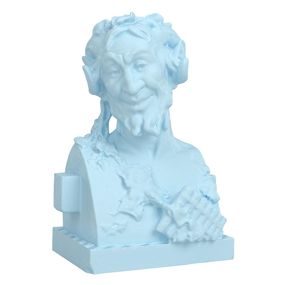 3D Printed Pan Bust