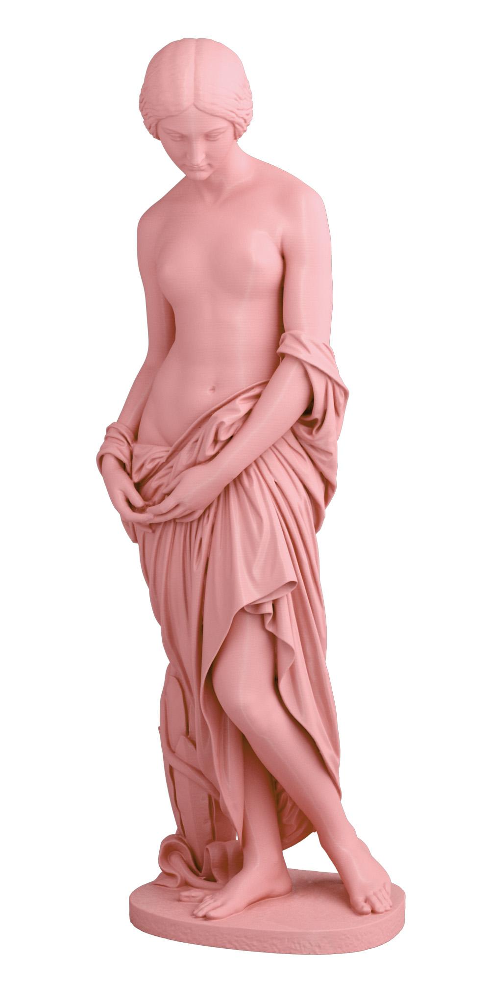 3D Printed Statue of Aphrodite