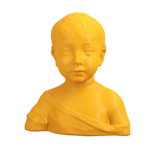 3D Printed Bust of a Child
