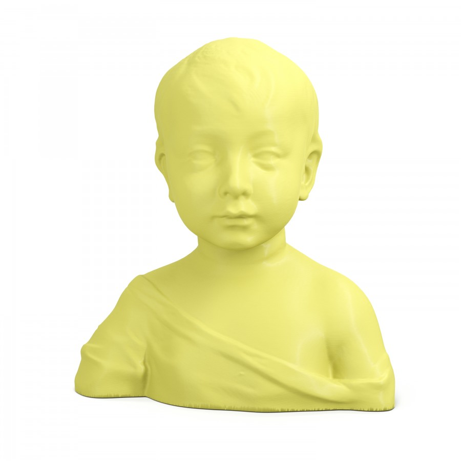 """Bust of a Child"" by Desiderio da Settignano 