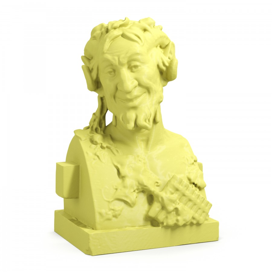 """""""Bust of Pan"""" 