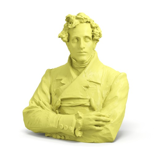 3D Printed Vincenzo Bellini