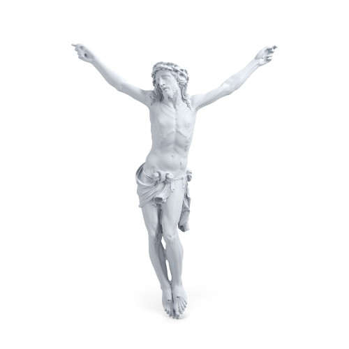 3D Printed Crucifixion of Christ