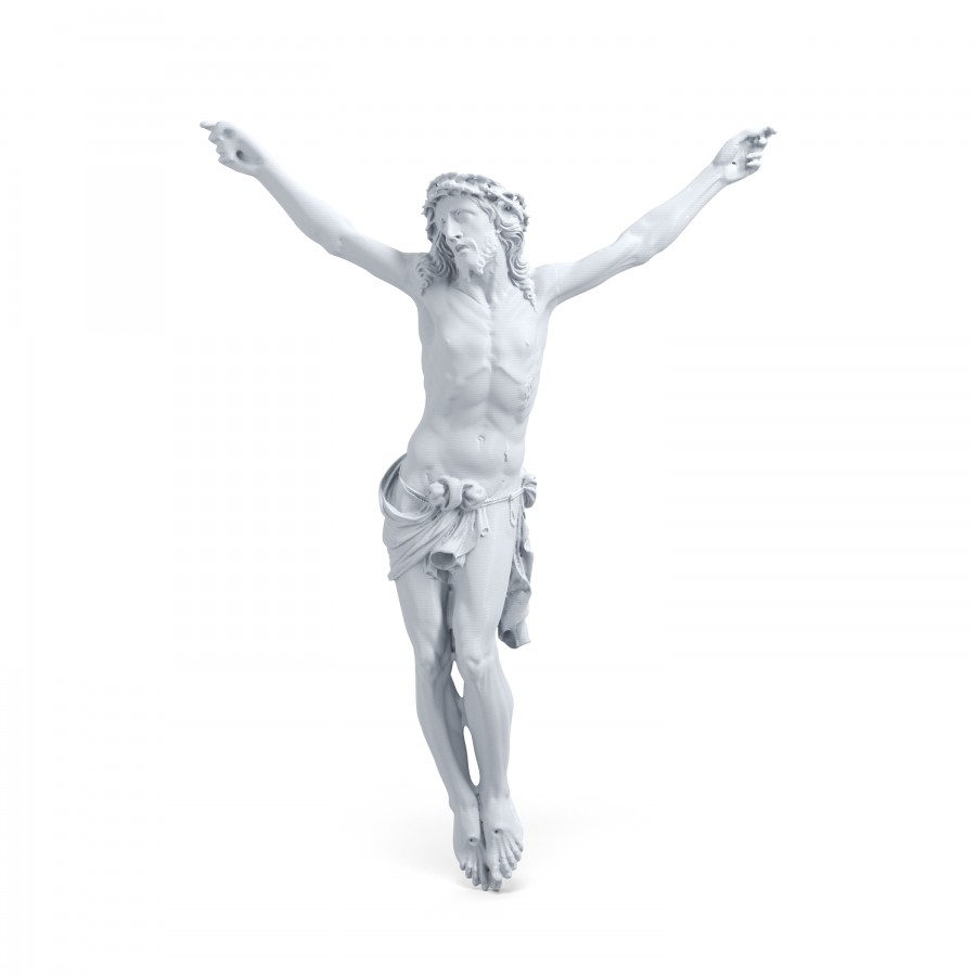 """Crucifixion of Christ"" by Sicilian Manufacture 